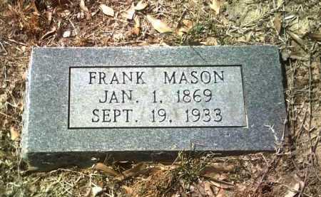 MASON, FRANK - Jackson County, Arkansas | FRANK MASON - Arkansas Gravestone Photos