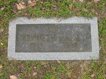 MASSEY, KENNETH - Jackson County, Arkansas | KENNETH MASSEY - Arkansas Gravestone Photos