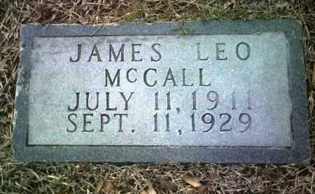 MCCALL, JAMES LEO - Jackson County, Arkansas | JAMES LEO MCCALL - Arkansas Gravestone Photos