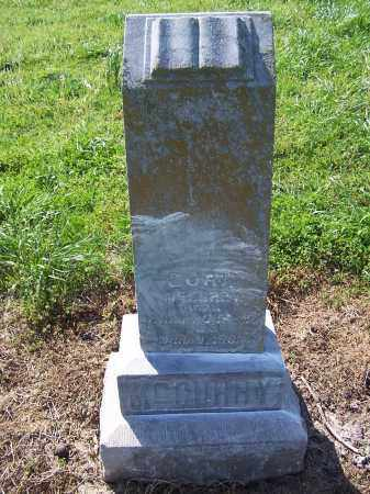 MCCURRY, CORA - Jackson County, Arkansas | CORA MCCURRY - Arkansas Gravestone Photos