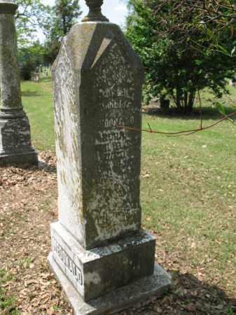 MCDONALD, ANTOINETTE H - Jackson County, Arkansas   ANTOINETTE H MCDONALD - Arkansas Gravestone Photos