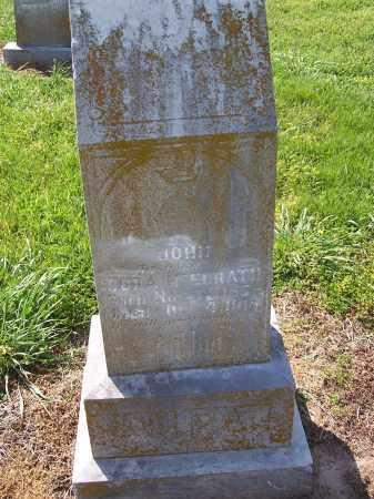 MCELRATH, JOHN - Jackson County, Arkansas   JOHN MCELRATH - Arkansas Gravestone Photos