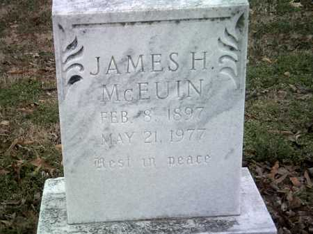 MCEUIN, JAMES H - Jackson County, Arkansas | JAMES H MCEUIN - Arkansas Gravestone Photos