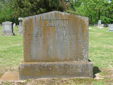 MCLAIN, NANCY S - Jackson County, Arkansas | NANCY S MCLAIN - Arkansas Gravestone Photos