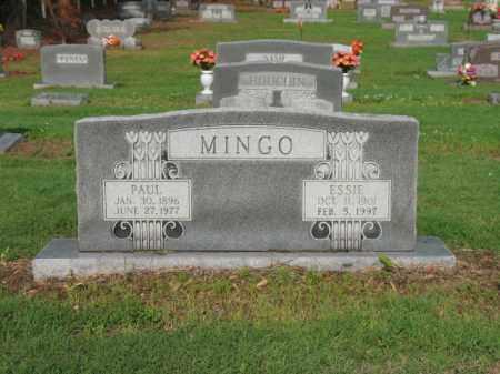 MINGO, PAUL - Jackson County, Arkansas | PAUL MINGO - Arkansas Gravestone Photos