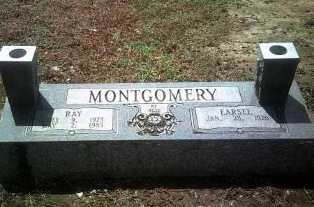 MONTGOMERY, RAY - Jackson County, Arkansas | RAY MONTGOMERY - Arkansas Gravestone Photos