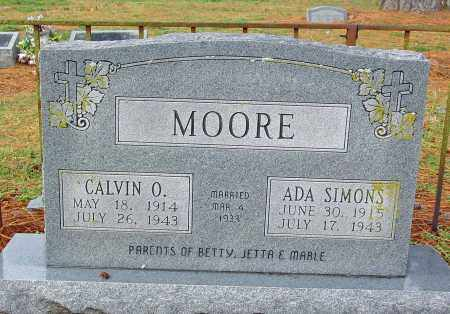 MOORE, ADA - Jackson County, Arkansas | ADA MOORE - Arkansas Gravestone Photos