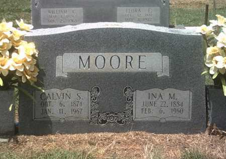MOORE, CALVIN S - Jackson County, Arkansas | CALVIN S MOORE - Arkansas Gravestone Photos