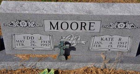 MOORE, EDD J. - Jackson County, Arkansas   EDD J. MOORE - Arkansas Gravestone Photos