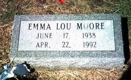 MOORE, EMMA LOU - Jackson County, Arkansas | EMMA LOU MOORE - Arkansas Gravestone Photos