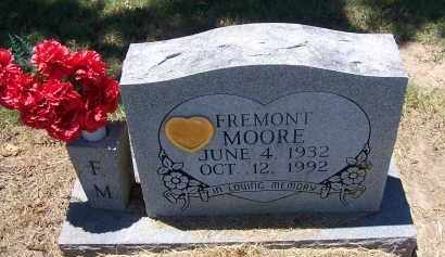 MOORE, FREMONT - Jackson County, Arkansas | FREMONT MOORE - Arkansas Gravestone Photos