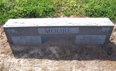 MOORE, MARY L - Jackson County, Arkansas | MARY L MOORE - Arkansas Gravestone Photos