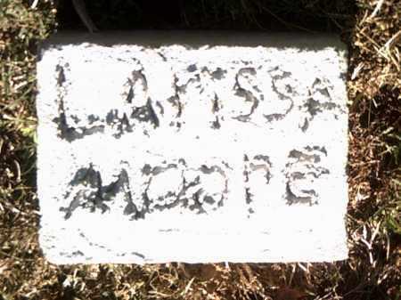 MOORE, LARISSA - Jackson County, Arkansas | LARISSA MOORE - Arkansas Gravestone Photos
