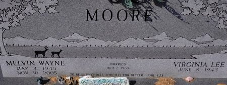 MOORE, MELVIN WAYE - Jackson County, Arkansas   MELVIN WAYE MOORE - Arkansas Gravestone Photos