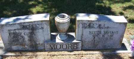 MOORE, HESTER SAVANAH - Jackson County, Arkansas | HESTER SAVANAH MOORE - Arkansas Gravestone Photos