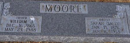 MOORE, SARAH (SALLY) - Jackson County, Arkansas   SARAH (SALLY) MOORE - Arkansas Gravestone Photos