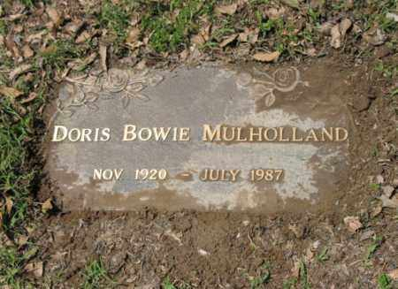 MULHOLLAND, DORIS - Jackson County, Arkansas | DORIS MULHOLLAND - Arkansas Gravestone Photos
