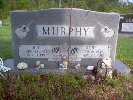 MURPHY, RUBY J - Jackson County, Arkansas | RUBY J MURPHY - Arkansas Gravestone Photos