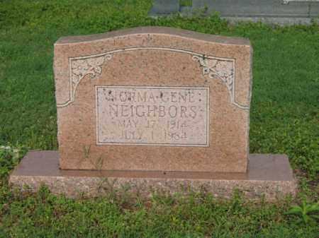NEIGHBORS, NORMA JEAN - Jackson County, Arkansas | NORMA JEAN NEIGHBORS - Arkansas Gravestone Photos