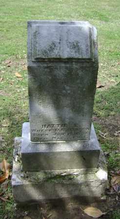 STEPHENS NELSON, HATTIE E - Jackson County, Arkansas | HATTIE E STEPHENS NELSON - Arkansas Gravestone Photos