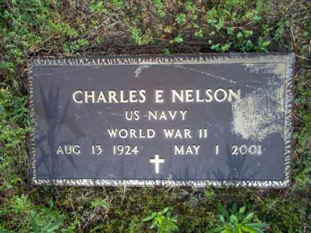 "NELSON (VETERAN WWII), CHARLES E  ""CHUCK"" - Jackson County, Arkansas   CHARLES E  ""CHUCK"" NELSON (VETERAN WWII) - Arkansas Gravestone Photos"