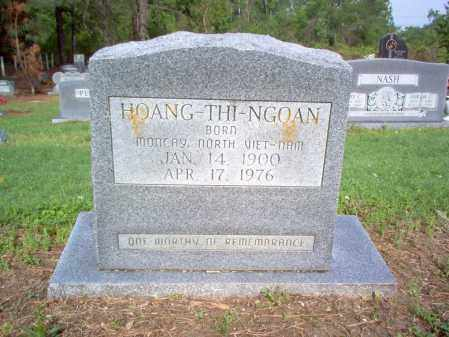 NGOAN, HOANG THI - Jackson County, Arkansas | HOANG THI NGOAN - Arkansas Gravestone Photos