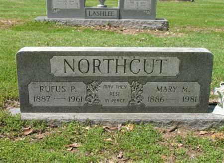 NORTHCUT, MARY M - Jackson County, Arkansas | MARY M NORTHCUT - Arkansas Gravestone Photos