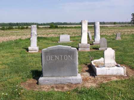 *OVERVIEW DENTON,  - Jackson County, Arkansas |  *OVERVIEW DENTON - Arkansas Gravestone Photos