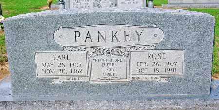 "PANKEY, ROSE ""ROSIE"" - Jackson County, Arkansas | ROSE ""ROSIE"" PANKEY - Arkansas Gravestone Photos"