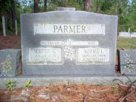 PARMER, SCOTTIE G - Jackson County, Arkansas | SCOTTIE G PARMER - Arkansas Gravestone Photos