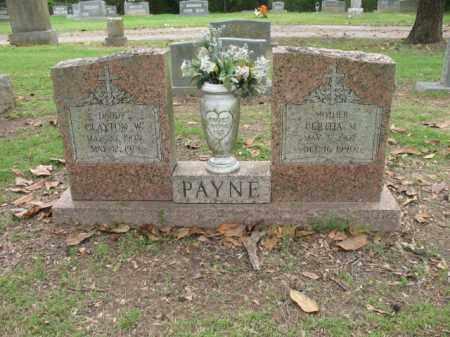 PAYNE, CLAYTON W - Jackson County, Arkansas | CLAYTON W PAYNE - Arkansas Gravestone Photos
