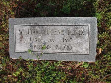 PENIX, WILLIAM EUGENE - Jackson County, Arkansas   WILLIAM EUGENE PENIX - Arkansas Gravestone Photos