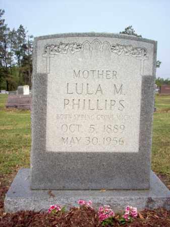 PHILLIPS, LULA M - Jackson County, Arkansas | LULA M PHILLIPS - Arkansas Gravestone Photos