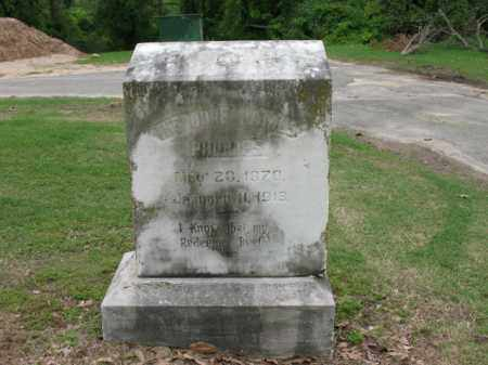 PHILLIPS, THEODORE JAMES - Jackson County, Arkansas | THEODORE JAMES PHILLIPS - Arkansas Gravestone Photos