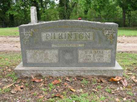 PILKINTON, IDA MAE - Jackson County, Arkansas | IDA MAE PILKINTON - Arkansas Gravestone Photos