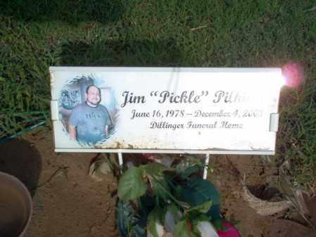 "PILKINTON, JIM ASHLEY ""PICKLE"" - Jackson County, Arkansas   JIM ASHLEY ""PICKLE"" PILKINTON - Arkansas Gravestone Photos"