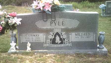 PYLE, CONWAY - Jackson County, Arkansas | CONWAY PYLE - Arkansas Gravestone Photos