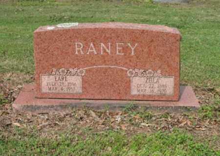 RANEY, EARL - Jackson County, Arkansas | EARL RANEY - Arkansas Gravestone Photos