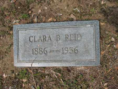 REID, CLARA B - Jackson County, Arkansas | CLARA B REID - Arkansas Gravestone Photos