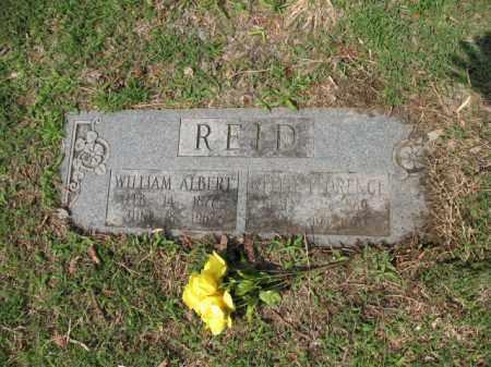 REID, SR, WILLIAM ALBERT - Jackson County, Arkansas | WILLIAM ALBERT REID, SR - Arkansas Gravestone Photos