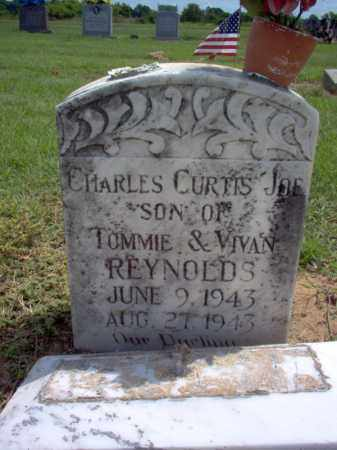 REYNOLDS, CHARLES CURTIS JOE - Jackson County, Arkansas | CHARLES CURTIS JOE REYNOLDS - Arkansas Gravestone Photos