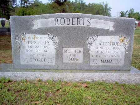 ROBERTS, ILA GERTRUDE - Jackson County, Arkansas | ILA GERTRUDE ROBERTS - Arkansas Gravestone Photos