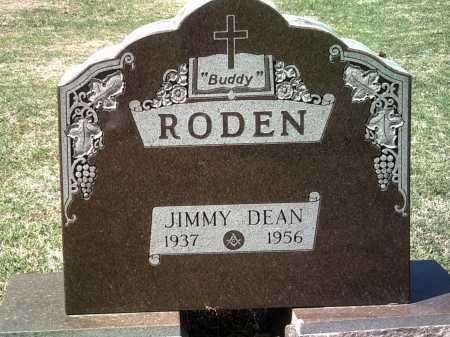 "RODEN, JIMMY DEAN ""BUDDY"" - Jackson County, Arkansas | JIMMY DEAN ""BUDDY"" RODEN - Arkansas Gravestone Photos"