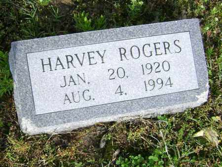 ROGERS, HARVEY - Jackson County, Arkansas | HARVEY ROGERS - Arkansas Gravestone Photos