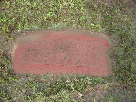 SAYLORS, MYRTLE M - Jackson County, Arkansas | MYRTLE M SAYLORS - Arkansas Gravestone Photos