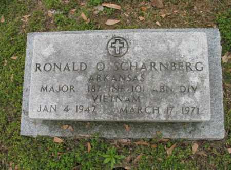 SCHARNBERG (VETERAN VIET), RONALD O - Jackson County, Arkansas | RONALD O SCHARNBERG (VETERAN VIET) - Arkansas Gravestone Photos