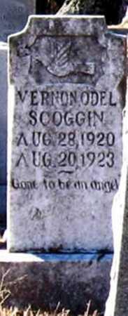 SCOGGIN, VERNON ODEL - Jackson County, Arkansas | VERNON ODEL SCOGGIN - Arkansas Gravestone Photos