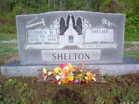 SHELTON, JAMES W - Jackson County, Arkansas   JAMES W SHELTON - Arkansas Gravestone Photos