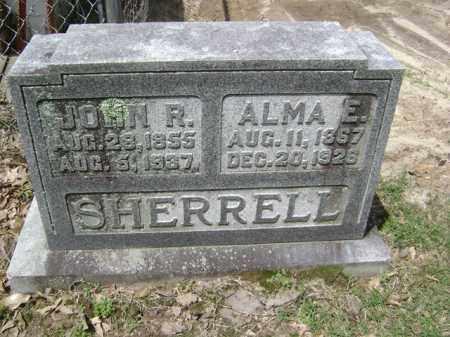 SHERRELL, JOHN R - Jackson County, Arkansas   JOHN R SHERRELL - Arkansas Gravestone Photos