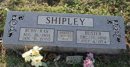 SHIPLEY, BUSTER - Jackson County, Arkansas | BUSTER SHIPLEY - Arkansas Gravestone Photos